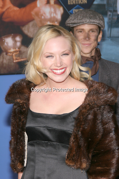 Adrienne Frantz<br />&quot;Mary Poppins&quot; 40th Anniversary and Launch of the Special Edition DVD<br />El Capitan Theatre<br />Hollywood, CA, USA<br />Tuesday, November 30th, 2004<br />Photo By Celebrityvibe.com/Photovibe.com, <br />New York, USA, Phone 212 410 5354, <br />email: sales@celebrityvibe.com