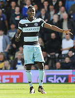 Football - 2016 /2017 Championship - Fulham vs Queens Park Rangers<br /> <br /> Olamide Shodipo of QPR at Craven Cottage<br /> <br /> <br /> Credit : Colorsport / Andrew Cowie