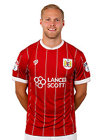 Gustav Engvall of Bristol City  - Mandatory by-line: Matt McNulty/JMP - 01/08/2017 - FOOTBALL - Ashton Gate - Bristol, England - Bristol City Headshots