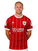 Gustav Engvall of Bristol City  - Mandatory by-line: Matt McNulty/JMP - 01/08/2017 - FOOTBALL - Ashton Gate - Bristol, England - Bristol City Headshots