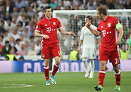 Real Madrid v Bayern Munich 180417