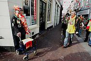 HOLLAND - 's-HERTOGENBOSCH. Carnival. PHOTO: GERRIT DE HEUS