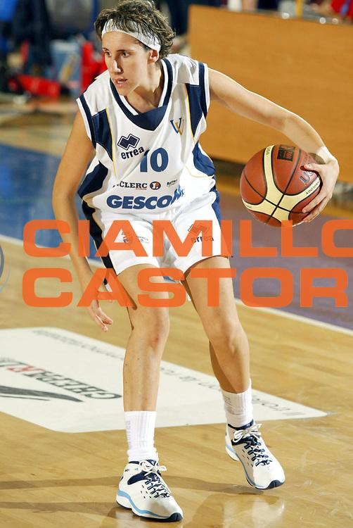 DESCRIZIONE : Taranto Lega A1 Femminile 2005-06 Lenzi Professional Bolzano Gescom Viterbo <br /> GIOCATORE : Antonelli <br /> SQUADRA : Gescom Viterbo <br /> EVENTO : Campionato Lega A1 Femminile  2005-2006 <br /> GARA : Lenzi Professional Bolzano Gescom Viterbo <br /> DATA : 02/10/2005 <br /> CATEGORIA : <br /> SPORT : Pallacanestro <br /> AUTORE : Agenzia Ciamillo-Castoria