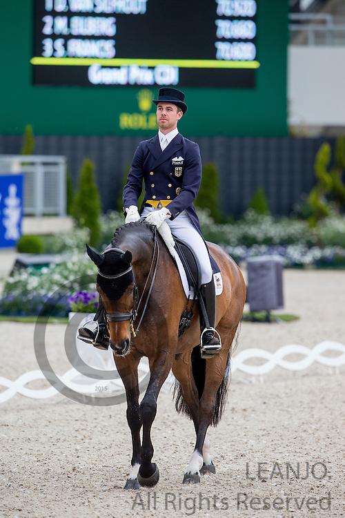 Benjamin Werndl - Der Hit<br /> World Equestrian Festival, CHIO Aachen 2015<br /> &copy; DigiShots