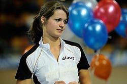 07-02-2010 ATLETIEK: NK INDOOR: APELDOORN<br /> Dafne Schippers<br /> ©2010-WWW.FOTOHOOGENDOORN.NL
