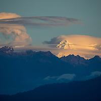 Andes Cloud Forest, Sumaco, Ecuador
