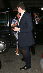 TOWIE stars hit Chelsea! Lucy Mecklenburgh, Samantha Faiers and Jessica Wright enjoyed an afternoon drinking Champagne at the JuJu bar in Chelsea. After a good few bottles of Champagne the girls were in high spirits and hailed a cab to another Bar/Restaurant 50 yards down the road. Samantha Faiers and Jessica Wright left the bar together while Lucy stayed with friends then later headed back to a hotel.... 21/06/2013<br />BYLINE MUST READ : JAMESY/GOTCHA IMAGES<br /><br />Copyright by © Gotcha Images Ltd. All rights reserved.<br />Usage of this image is conditional upon the acceptance <br />of Gotcha Images Ltd, terms and conditions available at<br />www.gotchaimages.com