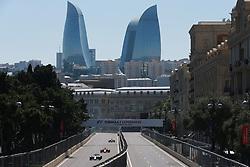 June 24, 2017 - Baku, Azerbaijan - Motorsports: FIA Formula One World Championship 2017, Grand Prix of Europe, (Credit Image: © Hoch Zwei via ZUMA Wire)
