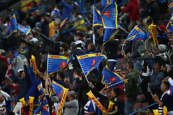 Western Province celebrate during the Currie Cup Premier Division match between the DHL Western Province and the Sharks held at the DHL Newlands Rugby Stadium in Cape Town, South Africa on the 3rd September  2016<br /> <br /> Photo by: Shaun Roy / RealTime Images