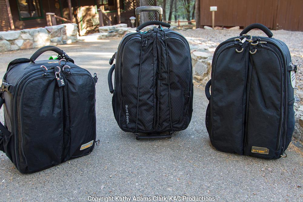 Gura gear camera bags. 22L, Betaflea bag, Kiboko bag,
