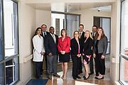 Regional Medical Center C-Suite portraits photographed at Regional Medical Center in San Jose, California, on August 28, 2019. (Stan Olszewski/SOSKIphoto)