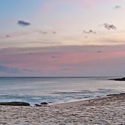 Sunset at Baisha Bay, Kenting, Pingtung County, Taiwan