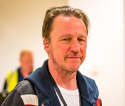 Pictured: Leith Walk Council By-Election. Edinburgh City Council, Edinburgh, Scotland, 11 April 2019. Pictured:  Kevin Illingworth, Independent candidate. 25,526 residents are registered to vote in one of the most densely populated areas in Scotland under the Single Transferable Vote (STV) system. This is the first time in Scotland that an STV by-election has been needed to fill two vacancies in the same ward, held as a result of the resignation of Councillor Marion Donaldson. The election fielded 11 candidates, including the first ever candidate for the For Britain Movement in Scotland, Paul Stirling, founded by former UKIP leadership candidate Anne Marie Waters in March 2018.<br /> <br /> Sally Anderson   EdinburghElitemedia.co.uk