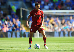 Trent Alexander-Arnold of Liverpool in action- Mandatory by-line: Nizaam Jones/JMP - 21/04/2019 -  FOOTBALL - Cardiff City Stadium - Cardiff, Wales -  Cardiff City v Liverpool - Premier League