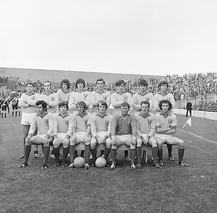 Football All Ireland Senior Semi Final Kerry Vs Roscommon Roscommon Senior Team. .13.08.1972, 08.13.1972, 13th September 1972