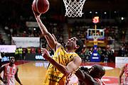 Mussini Federico<br /> Openjobmetis Varese - Carpegna Prosciutto Basket Pesaro<br /> Basket Serie A LBA 2019/2020<br /> Varese 15 December 2019<br /> Foto Mattia Ozbot / Ciamillo-Castoria