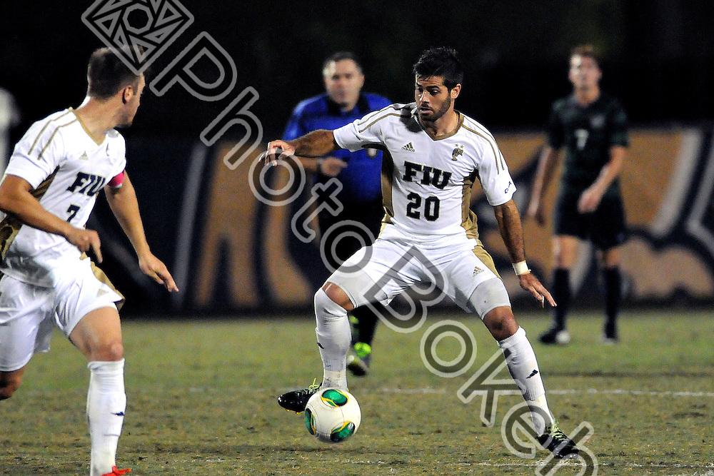 FIU Men's Soccer vs Charlotte (Nov 08 2013) | PhotoBokeh ...