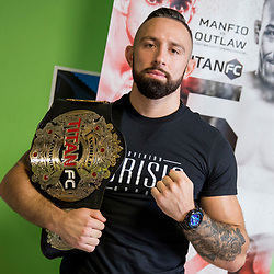 20180713: SLO, MMA - Uros Jurisic, MMA fighter