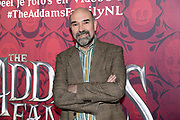 2019, December 01. Pathe ArenA, Amsterdam, the Netherlands. Cees Geel at the dutch premiere of The Addams Family.