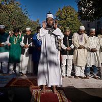 La comunità islamica celebra Eid al Adha