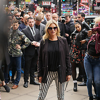 Photocall - Supermodel Kate Moss, the new face of RESERVED, unveils new shop opening