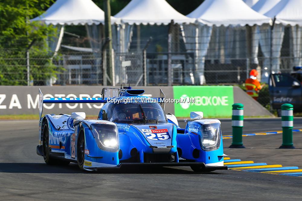 #25, Algarve Pro Racing, Ligier JSP217-Gibson, LMP2, driven by: Mark Patterson, Ale De Jong, Tacksung Kim, 24 Heures Du Mans  2018, , 16/06/2018,