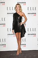 Rosie Huntington-Whiteley, ELLE Style Awards 2016, Millbank London UK, 23 February 2016, Photo by Richard Goldschmidt