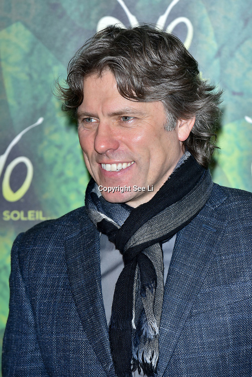 London, England, UK. 10th January 2018. John Bishop arrives at Cirque du Soleil OVO - UK premiere at Royal Albert Hall.