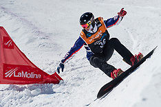 February 28th 2015 - Banked Slalom Snowboard World Championships