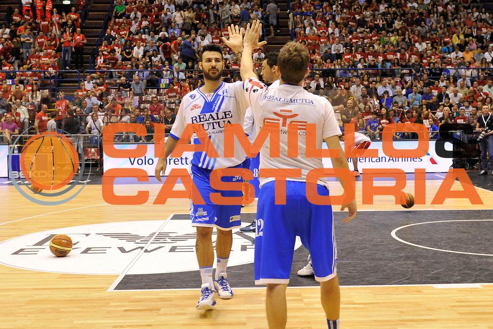 DESCRIZIONE : Campionato 2013/14 Semifinale GARA 2 Olimpia EA7 Emporio Armani Milano - Dinamo Banco di Sardegna Sassari<br /> GIOCATORE : Brian Sacchetti<br /> CATEGORIA : Before<br /> SQUADRA : Dinamo Banco di Sardegna Sassari<br /> EVENTO : LegaBasket Serie A Beko Playoff 2013/2014<br /> GARA : Olimpia EA7 Emporio Armani Milano - Dinamo Banco di Sardegna Sassari<br /> DATA : 01/06/2014<br /> SPORT : Pallacanestro <br /> AUTORE : Agenzia Ciamillo-Castoria / Barbara Lodigiani<br /> Galleria : LegaBasket Serie A Beko Playoff 2013/2014<br /> Fotonotizia : DESCRIZIONE : Campionato 2013/14 Semifinale GARA 2 Olimpia EA7 Emporio Armani Milano - Dinamo Banco di Sardegna Sassari<br /> Predefinita :