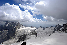 20120823 FRA: Nieuwe Challenge BvdGF around Mont Blanc, Chamonix