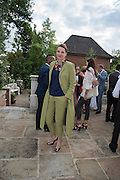 CHARLOTTE PHILLLIPS; , Dinner to celebrate the 10th Anniversary of Contemporary Istanbul Hosted at the Residence of Freda & Izak Uziyel, London. 23 June 2015