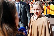 27-04-2017 KONINGSDAG 2017 TILBURG<br /> Tilburg viert Koningsdag 2017 met Prinses Ariane<br /> <br /> Foto: Geert van Erven