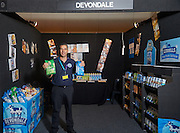 IG Festival of Food 2015. Darwin Convention Centre. 2-3 May 2015. Booth and products of Devondale. Photo by Shane Eecen/Creative Light Studios Darwin.