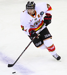17.12.2011, Albert Schultz Halle, Wien, AUT, European Trophy, Jokerit vs Lulea Hockey, im Bild Chris Abbott, (Lulea Hockey, #29) , EXPA Pictures © 2011, PhotoCredit: EXPA/ T. Haumer
