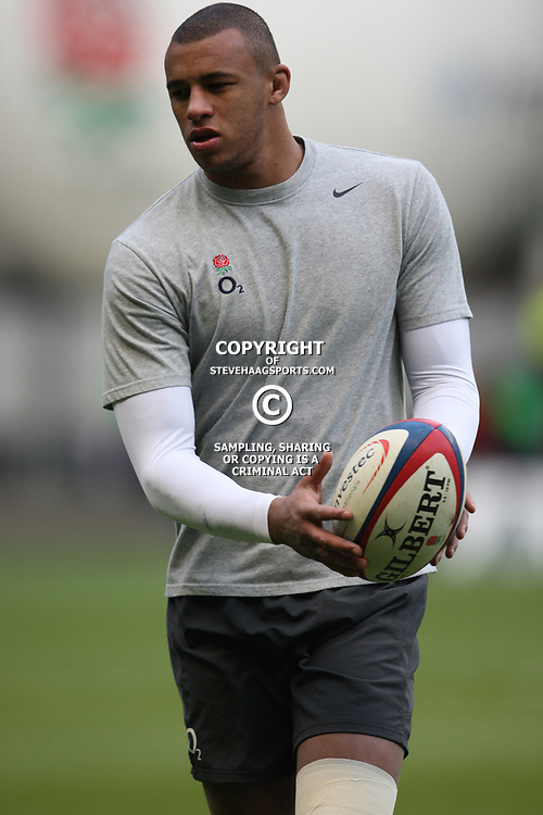LONDON, ENGLAND - NOVEMBER 27,  during the End of Year tour match between England and South Africa at Twickenham Stadium on November 27, 2010 in London, England<br /> Photo by Steve Haag / Gallo Images
