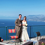 "Wedding August 8, ""Capri"""