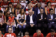 DESCRIZIONE : Campionato 2013/14 Finale Gara 7 Olimpia EA7 Emporio Armani Milano - Montepaschi Mens Sana Siena Scudetto<br /> GIOCATORE : Adriano Galliani<br /> CATEGORIA : Tifosi VIP<br /> SQUADRA : Olimpia EA7 Emporio Armani Milano<br /> EVENTO : LegaBasket Serie A Beko Playoff 2013/2014<br /> GARA : Olimpia EA7 Emporio Armani Milano - Montepaschi Mens Sana Siena<br /> DATA : 27/06/2014<br /> SPORT : Pallacanestro <br /> AUTORE : Agenzia Ciamillo-Castoria /GiulioCiamillo<br /> Galleria : LegaBasket Serie A Beko Playoff 2013/2014<br /> FOTONOTIZIA : Campionato 2013/14 Finale GARA 7 Olimpia EA7 Emporio Armani Milano - Montepaschi Mens Sana Siena<br /> Predefinita :