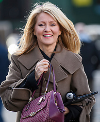 © Licensed to London News Pictures. 07/11/2019. London, UK. Minister of State for Housing and ESTHER MCVEY is seen arriving at The Houses of Parliament in Westminster, central London. A general election has been called on December 12th in an attempt to get a Brexit agreement through parliament. Photo credit: Ben Cawthra/LNP