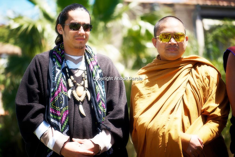 Luang Pu Nenkham Chattigo ISku Kua Yawanawa