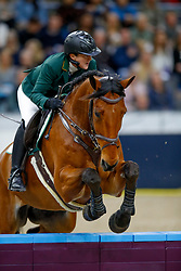 Williams Lisa, RSA, Campbell<br /> Final Round 2<br /> Longines FEI World Cup Finals Jumping Gothenburg 2019