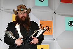 Chris Stapleton, at the 2016 Academy of Country Music Awards Press Room, MGM Grand Garden Arena, Las Vegas, NV 04-03-16. EXPA Pictures © 2016, PhotoCredit: EXPA/ Photoshot/ Martin Sloan<br /> <br /> *****ATTENTION - for AUT, SLO, CRO, SRB, BIH, MAZ, SUI only*****