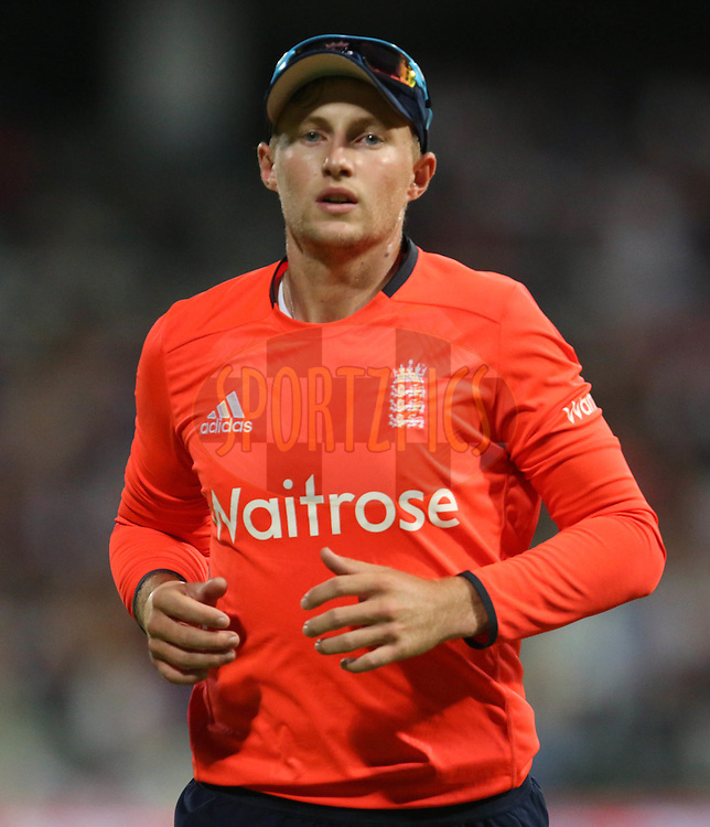 Joe Root during the First KFC T20 Match between South Africa and England played at Newlands Stadium, Cape Town, South Africa on February 19th 2016