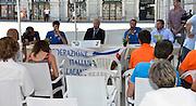 DESCRIZIONE : Trieste ritiro nazionale italiana maschile - Conferenza stampa<br /> GIOCATORE : <br /> CATEGORIA : nazionale maschile senior A <br /> GARA : Trieste ritiro nazionale italiana maschile - Conferenza stampa <br /> DATA : 16/07/2014 <br /> AUTORE : Agenzia Ciamillo-Castoria