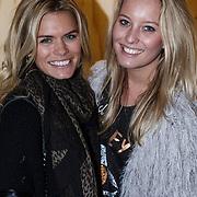 NLD/Amsterdam/20131113 - VIP avond bij Isabel Marant pour H&M, nicolette van Dam en vriendin