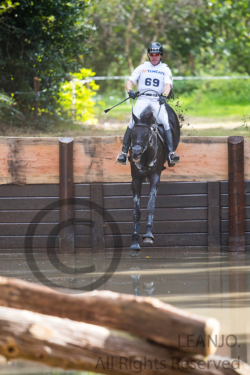 Andreas Dibowski - FRH Butts Avedon<br /> Eventing - Cross Country - Military Boekelo 2016<br /> &copy; DigiShots