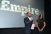 NEW YORK - DECEMBER 8: Lee Daniels and Naomi Campbell attend an exclusive screening of the new FOX show 'Empire' at the Bryant Park Hotel on December 8, 2014 in New York City. (Photo by Ben Hider/PictureGroup)