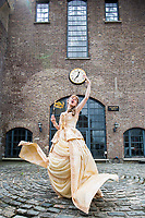 No repro fee<br /> 14-7-2016<br /> The Liberties Festival came to Diageo at St. James Gate today with a surprise performance by soprano Sandra Oman (pictured). Diageo at St James Gate in the Liberties, is the primary commercial sponsor of the eclectic festival, &nbsp;which runs from 18th July to the 23rd. The Liberties festival is a non profit, volunteer led community arts festival and strives to provide 80% of it's event at no cost to the public.Pic:Naoise Culhane-no fee