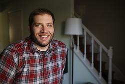 Keith Smiley at his home in Atlanta, Saturday, Dec. 10, 2016 at Decatur  in Atlanta .