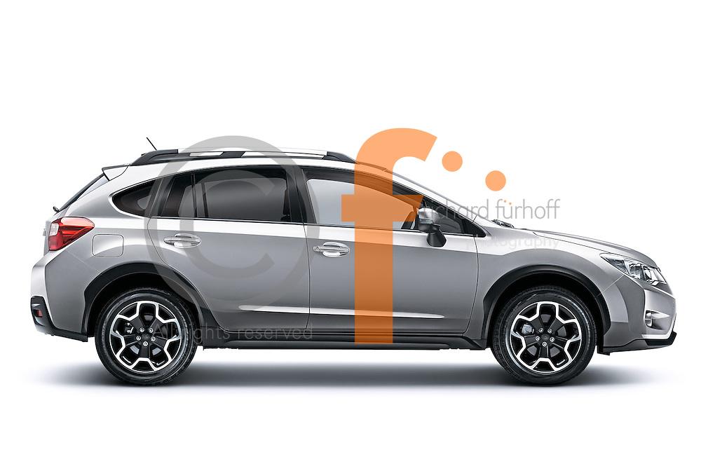 Subaru XV12 studio shot